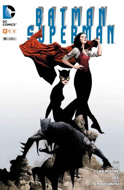 BATMAN-SUPERMAN 15