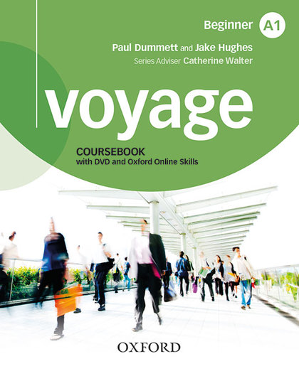 VOYAGE A1. STUDENT´S BOOK + WORKBOOK+ PRACTICE PACK WITHOUT KEY