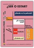 Ser o estar autoaprendizaje de la gramática española
