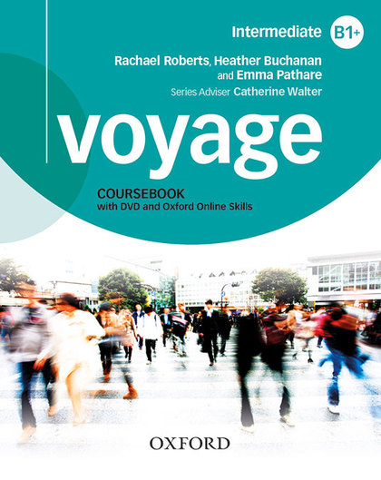 VOYAGE B1+. STUDENT´S BOOK + WORKBOOK+ PRACTICE PACK WITHOUT KEY