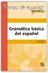 GRAMÁTICA BÁSICA DEL ESPAÑOL : FORMAS Y USOS