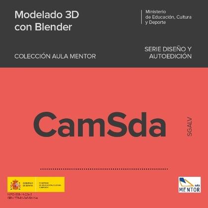 MODELADO 3D CON BLENDER.