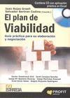 EL PLAN DE VIABILIDAD : GUÍA PRÁCTICA PARA SU ELABORACIÓN Y NEGOCIACIÓN
