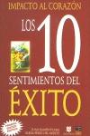 IMPACTO AL CORAZÓN: LOS 10 SENTIMIENTOS DEL ÉXITO