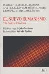 EL NUEVO HUMANISMO Y LAS FRONTERAS DE LA CIENCIA