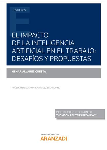 IMPACTO DE LA INTELIGENCIA ARTIFICIAL EN TRABAJO DESAFIOS