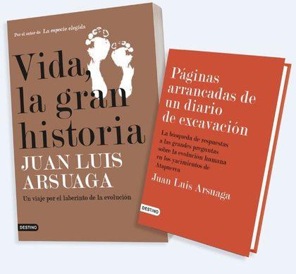 PACK TC VIDA, LA GRAN HISTORIA.