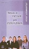 MÉTODO DE ESPAÑOL PARA EXTRANJEROS: NIVEL ELEMENTAL