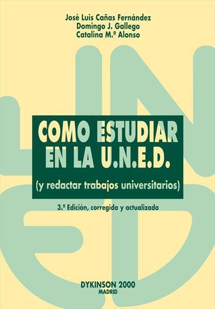 Cómo estudiar en la UNED