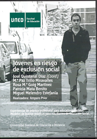 EXPERIENCIAS DE PRÁCTICA PROFESIONAL PARA EDUCADORES SOCIALES : MODELOS DE BUENAS PRÁCTICAS PAR