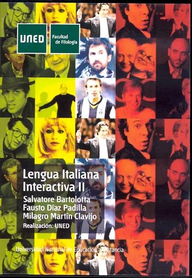 LENGUA ITALIANA INTERACTIVA II.