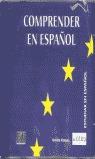 COMPRENDER EN ESPAÑOL