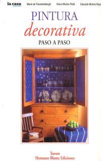 PINTURA DECORATIVA PASO A PASO