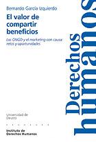 EL VALOR DE COMPARTIR BENEFICIOS: LAS ONGD Y EL MARKETING CON CAUSA :