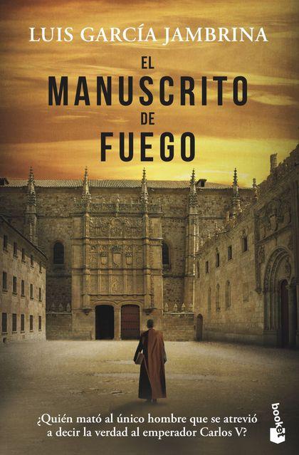EL MANUSCRITO DE FUEGO.