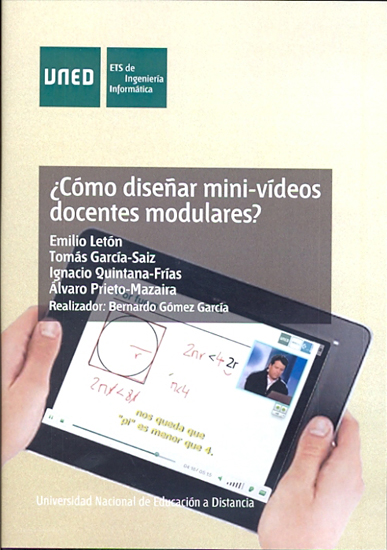 ¿CÓMO DISEÑAR MINI-VIDEOS DOCENTES MODULARES?.