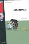 SANS FAMILLE + CD B1.