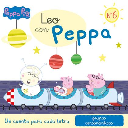 UN CUENTO PARA CADA LETRA: GRUPOS CONSONÁNTICOS (LEO CON PEPPA PIG 6).