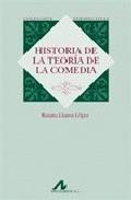 HISTORIA DE LA TEORÍA DE LA COMEDIA