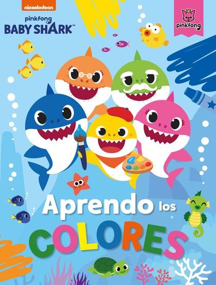 APRENDO LOS COLORES CON BABY SHARK (BABY SHARK).