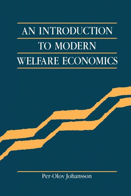 AN INTRODUCTION TO MODERN WELFARE ECONOMICS.