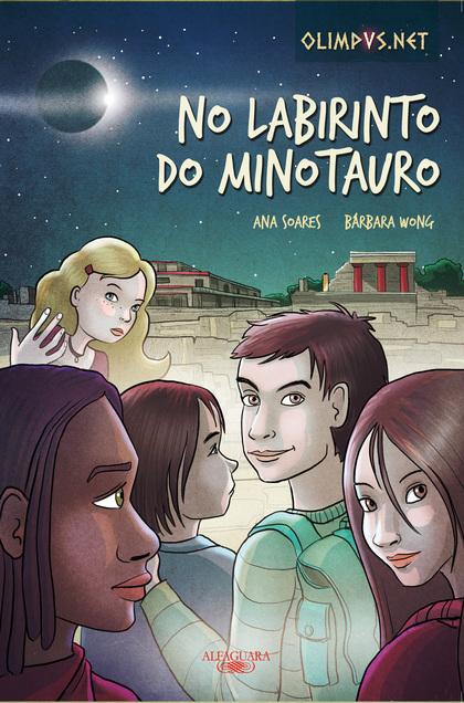 No labirinto do Minotauro (Olimpvs.net 1)