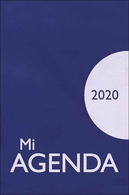 MI AGENDA 2020 BOLSILLO TAPA PLASTICO.
