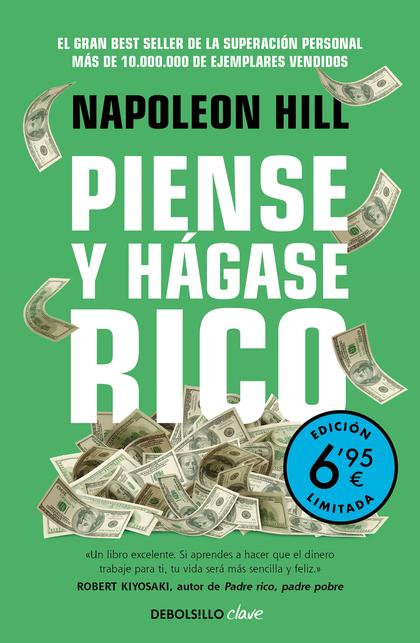 PIENSE Y HÁGASE RICO (EDICIÓN LIMITADA A PRECIO ESPECIAL)                       LA RIQUEZA Y LA