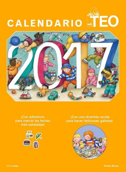 CALENDARIO TEO 2017