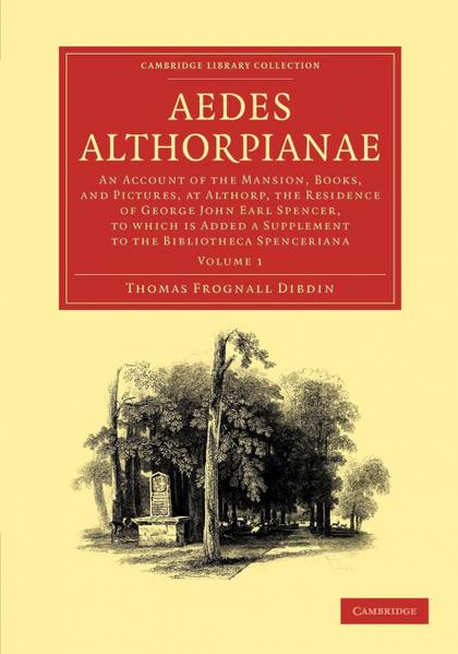 AEDES ALTHORPIANAE