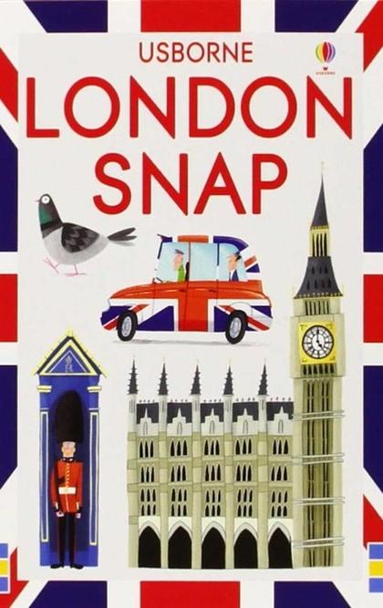 LONDON SNAP BOX OF CARD GAMES