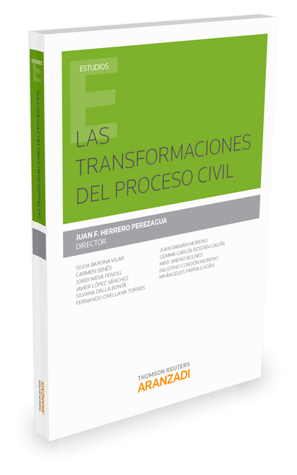 TRANSFORMACIONES DEL PROCESO CIVIL.
