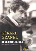 DE LA UNIVERSIDAD (EDICION Y TRADUCCION DE JORDI MASSO CASTILLA).