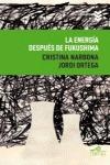 LA ENERGÍA DESPUÉS DE FUKUSHIMA