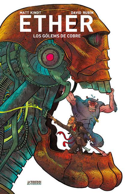 ETHER 2. LOS GOLEMS DE COBRE