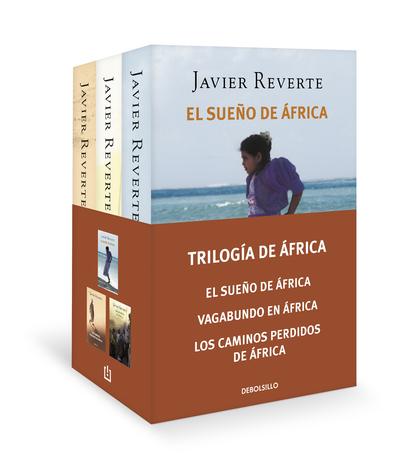 TRILOGÍA DE ÁFRICA (PACK).