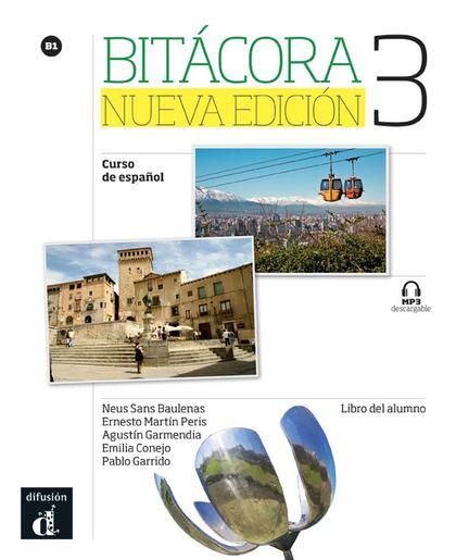 BITÁCORA 3 NUEVA EDICIÓN LIBRO DEL ALUMNO.