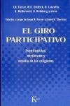 EL GIRO PARTICIPATIVO : ESPIRITUALIDAD, MISTICISMO Y ESTUDIO DE LAS RELIGIONES