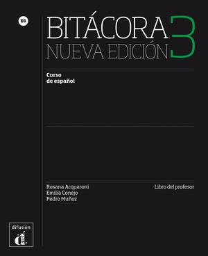 BITÁCORA 3 NE LIBRO DEL PROFESOR.