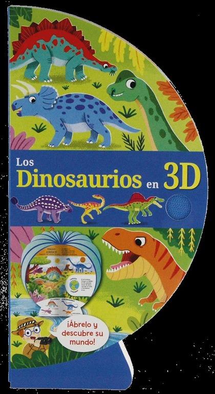 LOS DINOSAURIOS EN 3D.