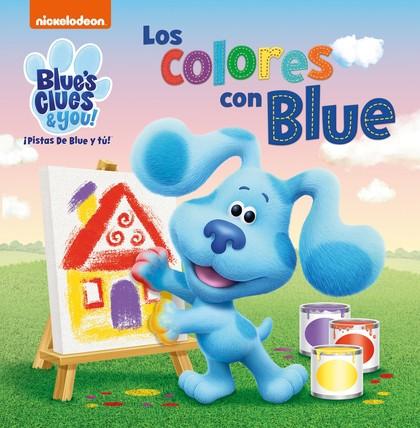 LOS COLORES CON BLUE (LAS PISTAS DE BLUE Y TÚ).
