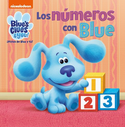 LOS NÚMEROS CON BLUE (LAS PISTAS DE BLUE Y TÚ).