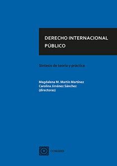 DERECHO INTERNACIONAL PÚBLICO. SÍNTESIS DE TEORÍA Y PRÁCTICA