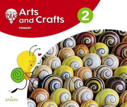 ARTS AND CRAFTS 2. PUPIL´S BOOK + PORTFOLIO.