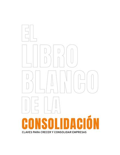 LIBRO BLANCO DE LA CONSOLIDACION