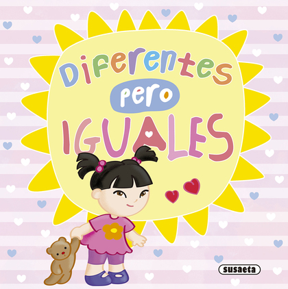 DIFERENTES PERO IGUALES.