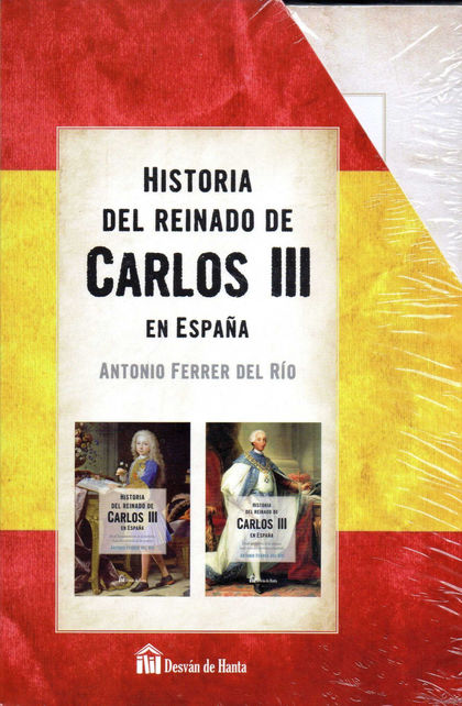HISTORIA DEL REINADO DE CARLOS III EN ESPAÑA.