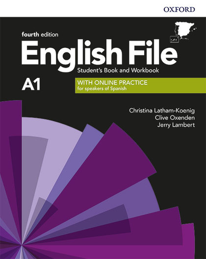 ENGLISH FILE BEGINNER STUDENT´S AND WORKBOOK KEY WITH ONLINE PRATICE 2019