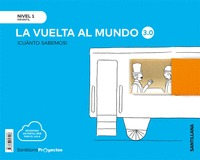 CUANTO SABEMOS NIVEL 1 LA VUELTA AL MUNDO 3.0