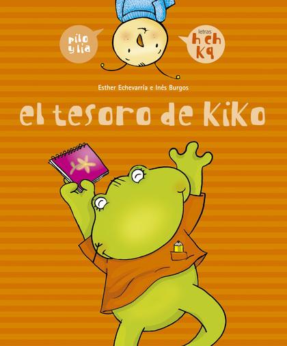 PILO Y LÍA. EL TESORO DE KIKO